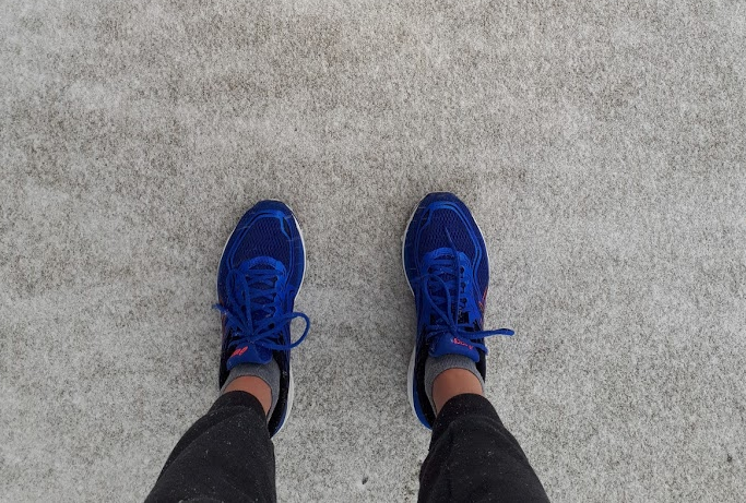 Running through it: The story of my eatingdisorder